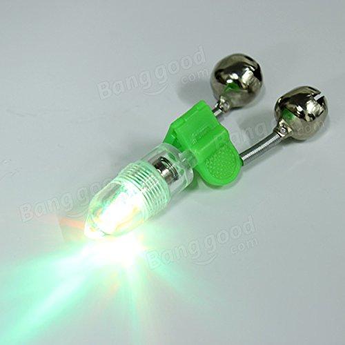 Bazaar Électronique alarme de pêche lampe mer tige cloche feux flash intelligente