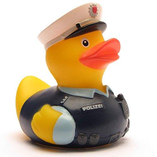 Duckshop I Polizei Badeente I Quietscheentchen I Quietscheente