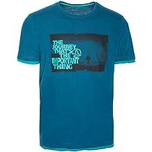 Ternua ® Reven Camiseta, Hombre, Arctic Dark, ...
