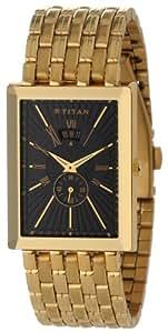 Titan Regalia Analog Black Dial Men's Watch - NC1523YM03