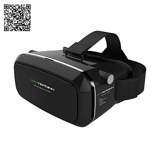 In Stil; 3d Brille Virtual Reality Vr Für Apple Iphone 6s 6 5 S 5c 4 S Film Glasses Video Modischer