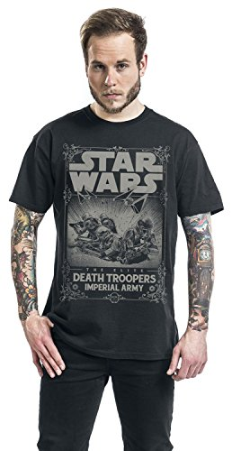 Star Wars Rogue One - The Elite T-Shirt schwarz Schwarz