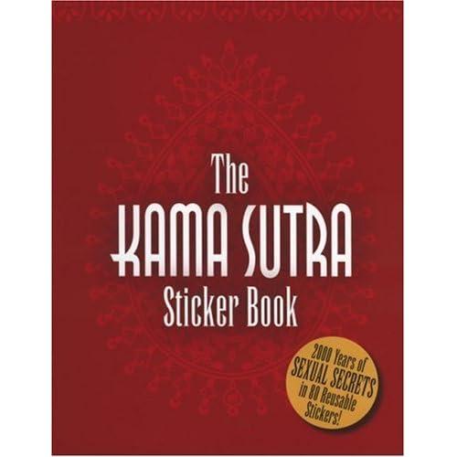 Kama Sutra Sticker Book by Jane Cooke (2006-10-16)