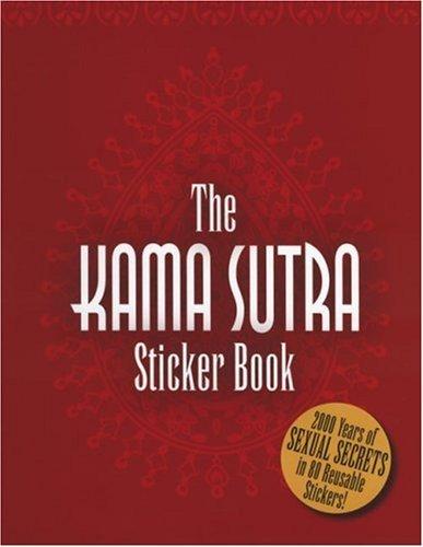 Kama Sutra Sticker Book by Jane Cooke (2006-10-16) par Jane Cooke