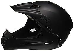 Ventura Downhill Helm, matt schwarz, M (54-58 cm)