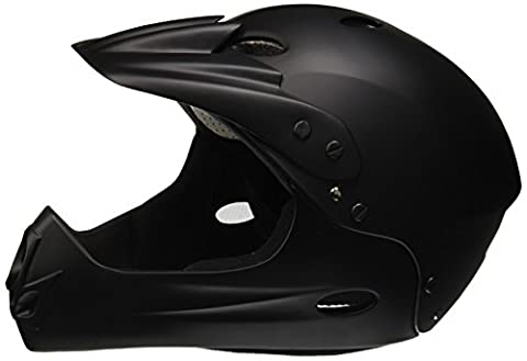 Ventura Downhill Helmet - Black, Medium
