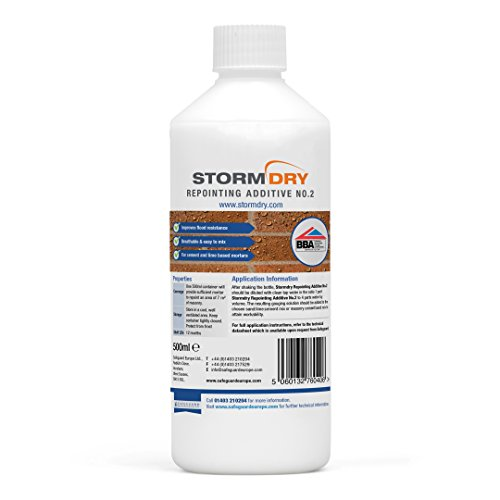 Zoom IMG-2 stormdry repointing additivo n 2