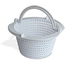 well2wellness® Pool Skimmerkorb/Korb für Skimmer Ø 160 mm x 75 mm