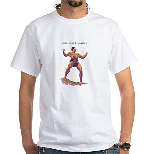 CafePress Gordon Scott Memorial T-Shirt - 100% Cotton T-Shirt