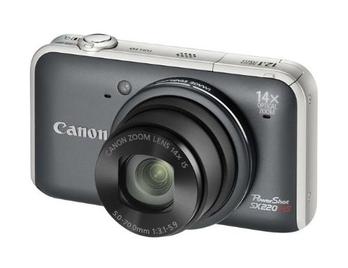 CANON – PowerShot SX220 HS Digitalkamera_1