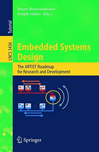 Embedded Systems Design: The ARTIST Roadmap for Research and Development (Programming and Software Engineering)