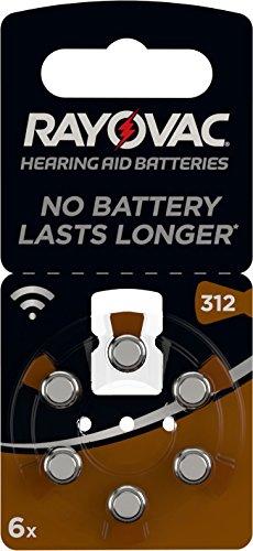 Vatra Hörgerätebatterie (6er Pack)