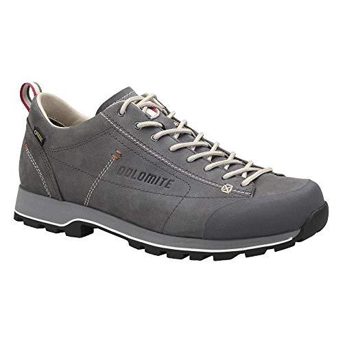Dolomite Unisex-Erwachsene Zapato Cinquantaquattro Low Fg GTX Trekking- & Wanderhalbschuhe, Gunmetal Grey, 45 2/3 EU