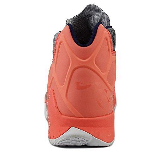 Nike Jordan Melo M12, Chaussures de Sport-Basketball Homme, Talla gris - gris