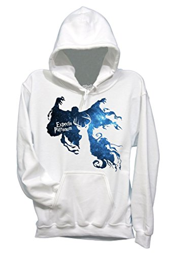Felpa EXPECTO PATRONUM HARRY POTTER - FILM by Mush Dress Your Style - Donna-M-Bianca