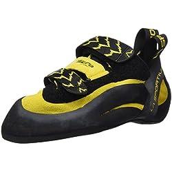La Sportiva Miura VS - Pies de gato para hombre, color amarillo / negro, talla 41
