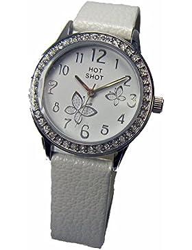 Hot Shot A58675S12A–Uhr, Kunststoff-Armband