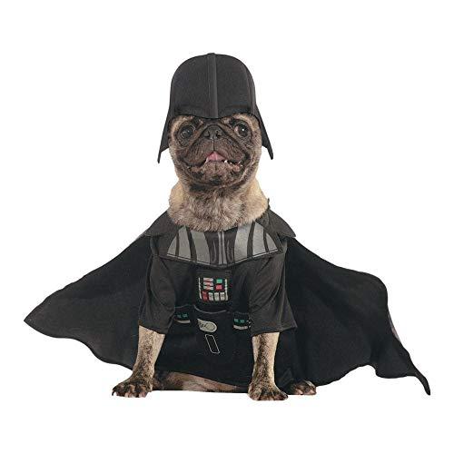 Rubis Kostüm Hund Darth Vader XL (Darth Kostüme Vader-hund)