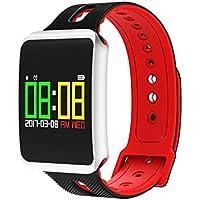 qhj Fitness Tracker Tensiómetro Activity Tracker Smart Watch, ...
