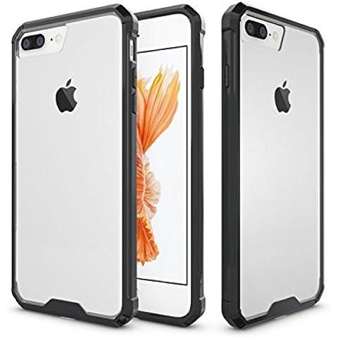 Iphone 7 Custodia, Expower Case Cover Protettiva Posteriore Copertura Bumper Antiurto Antigraffio in Acrilico per (0.25 Bumper)
