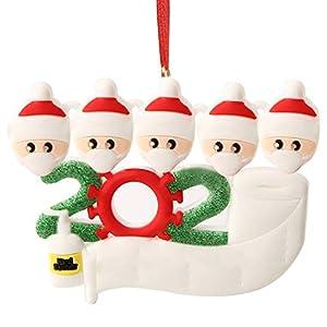 Hbsite Adorno navideño Colgantes navideños