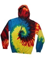 Direct 23 Ltd Tie Dye Hoodie