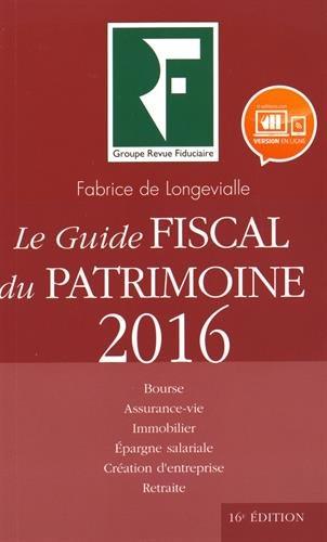 Le guide fiscal du patrimoine