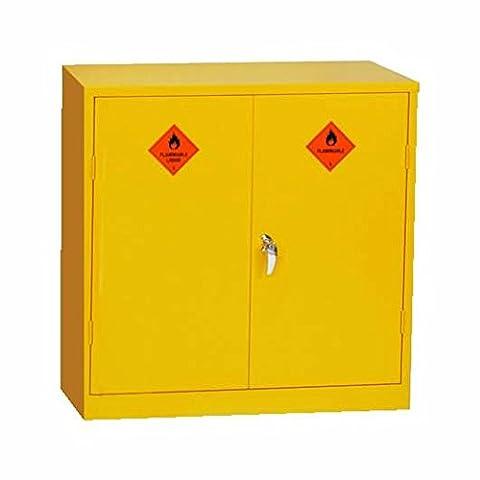 Flammable Liquid Storage Cabinet - 710 x 915 x 457mm (HxWxD)