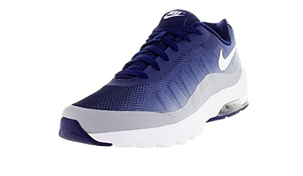 ac8a712ec7 Nike Men s Air Max Invigor Print Running Shoe Loyal Blue/White/Wolf Grey 11  D(M) US: Buy Online at Low Prices in India - Amazon.in