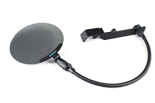 roxdon rps-200Metall Mikrofon Pop Filter