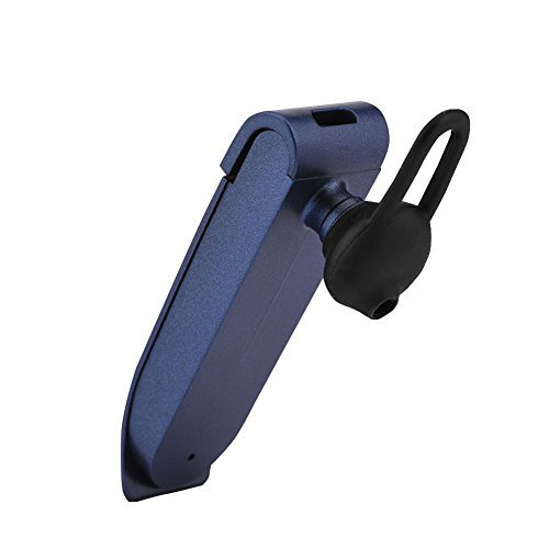 Eboxer Smart Language Translation Devices, Trasduttore auricolare Bluetooth multilingue, 16 auricolari per traduttore di lingue con APP per iPhone/Samsung / iPad e altro(blu)