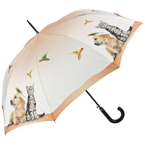 VON LILIENFELD Paraguas Automática Mujer Motivo Perro