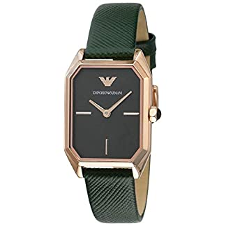 Emporio Armani Gioia Analog Black Dial Women's Watch – AR11149