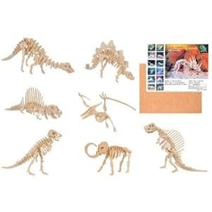 Dam SPRL - Jeu éducatif - Dinosaures à Construire