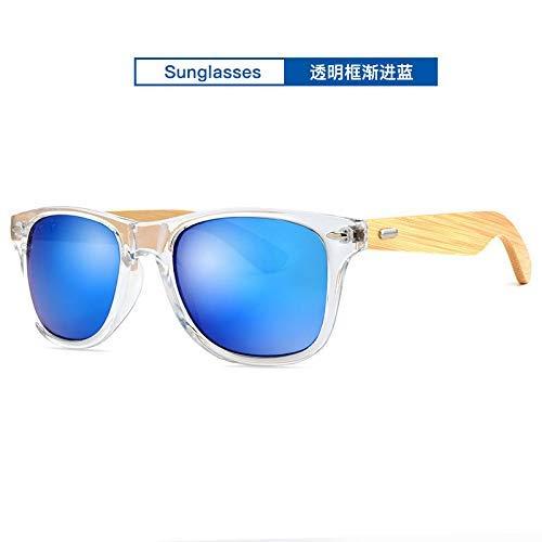 Bambus Bambus Nagel Sonnenbrille Männer und Frauen Klassische Sonnenbrille Bambus Brillengestell