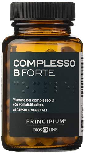 Principium Complesso B Forte 60 Capsule - Biosline