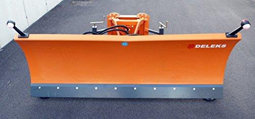 Schneeschild mit Universalplatte und hydr. Seitenverstellung -LN-220