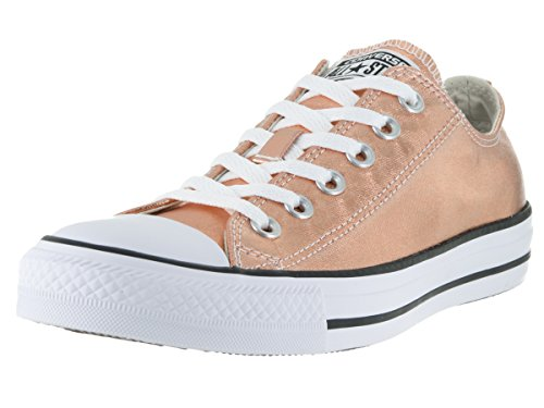 Converse - Unisexe Chuck Taylor All Star Lo Top Chaussures Metallic Sunset Glow/White/Black