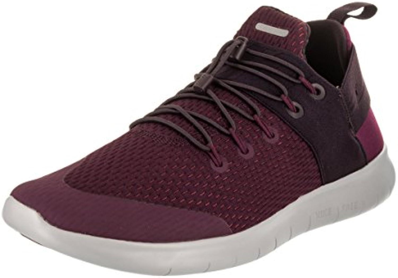 Nike - Zapatillas de running de Material Sintético para hombre rojo rojo