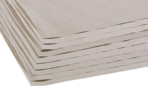 Meister Seidenpapier 75 x 50 cm-1 kg-25 g/m² Grammatur-100{50a713a8d38b7df46deac9b10892d4dc3201282b123a8ac8d48e9469d413b6ba} recycelt-Ideal zum Schutz empfindlicher Gegenstände beim Umzug/Packseide/Geschirrpapier/Füllmaterial zum Auspolstern / 4172250