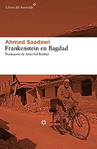 Frankenstein en Bagdad par Ahmed Saadawi