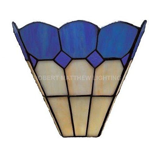wbr4-blue-and-beige-bistro-tiffany-wall-light