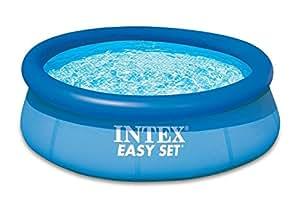 """Intex - Easy Set - 8' x 30"""" (244cm x 76cm) Pool - 56970 by Intex"""