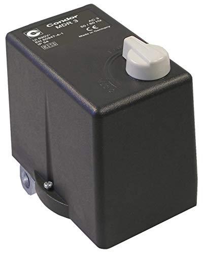Elmag - Druckschalter CONDOR MDR 3 EA/11 bar, 400 Volt 10 - 16 A