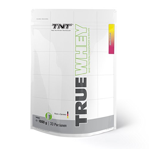 TNT True Whey Proteinpulver aus Molke - 1kg