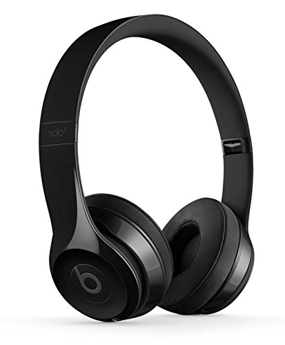 Beats by Dr. Dre Solo3, Cuffie Wireless, Nero lucido