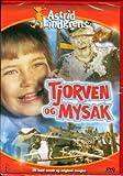 DVD Astrid Lindgren NORWEGISCH- Tjorven og Mysak (Ferien auf Saltkrokan)