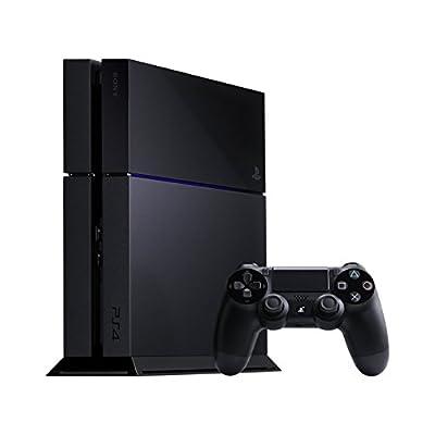 Sony PlayStation 4 500GB Console (Black) by sony
