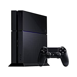 Sony PlayStation 4 500GB Console (Black): 1: Amazon.co.uk