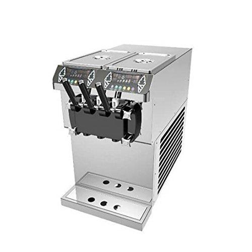 3Geschmacksrichtungen Eis/Frozen Joghurt Maschine,